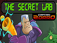 Captain Zorro: Secret Lab