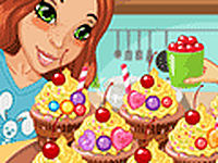 Dressup cupcakes for charity