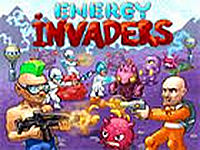 Energy Invaders.