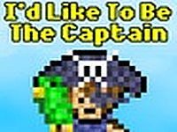 I%�Bd Like To Be The Captain