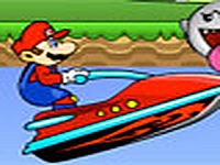 Mario Jet Ski