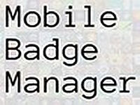 Mobile Badge Manager