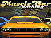 Muscle Car Parking