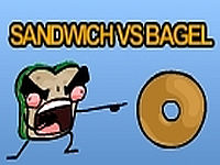 Sanwich VS Bagel