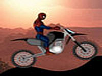 Spiderman Bike Course