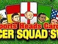 Sports Heads Cards: Squad Swap!