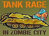 Tank Rage in Zombie City