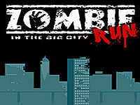Zombie in the Big City: Run